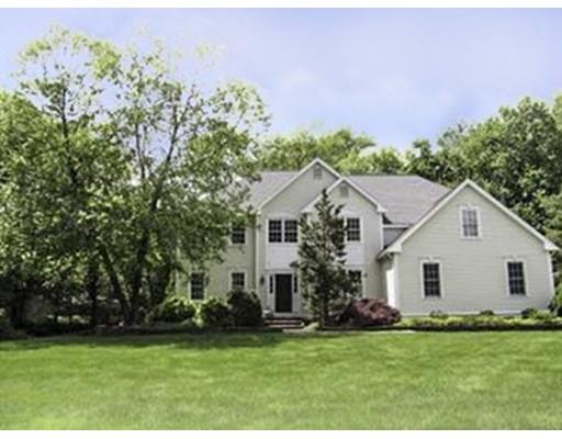 独户住宅 为 销售 在 4 Woodside Drive 什鲁斯伯里, 马萨诸塞州 01545 美国