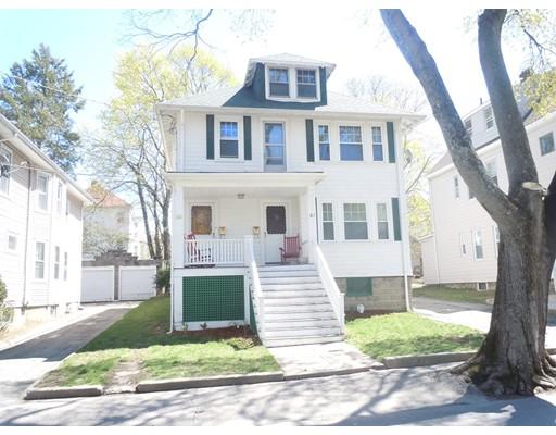 Casa Multifamiliar por un Venta en 27 Davis Road Belmont, Massachusetts 02478 Estados Unidos