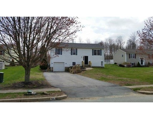 Single Family Home for Sale at 56 Hunters Crossing Drive Coventry, Rhode Island 02816 United States