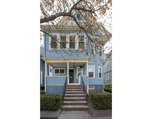 Multi-Family Home for Sale at 110 Fayerweather Street Cambridge, Massachusetts 02138 United States