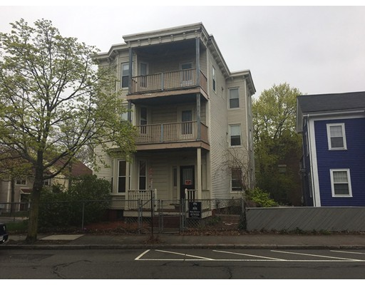 Multi-Family Home for Sale at 183 River Street Cambridge, Massachusetts 02139 United States