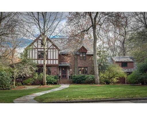 独户住宅 为 销售 在 118 Hundreds Road 韦尔茨利, 马萨诸塞州 02481 美国