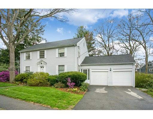 Single Family Home for Sale at 130 Lindbergh Avenue Needham, Massachusetts 02494 United States