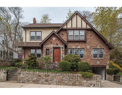 Single Family Home for Sale at 25 Hillcroft Road Boston, Massachusetts 02130 United States