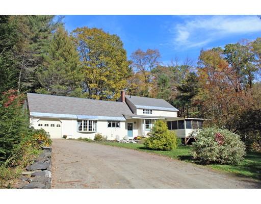 Casa Unifamiliar por un Venta en 10 Judd Road Heath, Massachusetts 01346 Estados Unidos