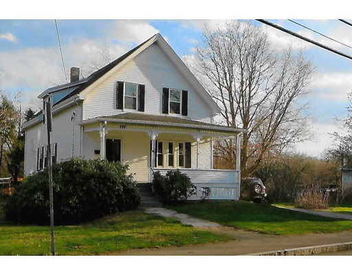 Single Family Home for Sale at 33 Bartlett Street Avon, Massachusetts 02322 United States