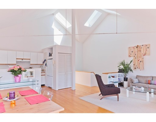 Condominium for Sale at 39 Dana Street Cambridge, Massachusetts 02138 United States