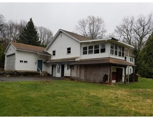 Casa Unifamiliar por un Venta en 76 Kennedy Road West Brookfield, Massachusetts 01585 Estados Unidos