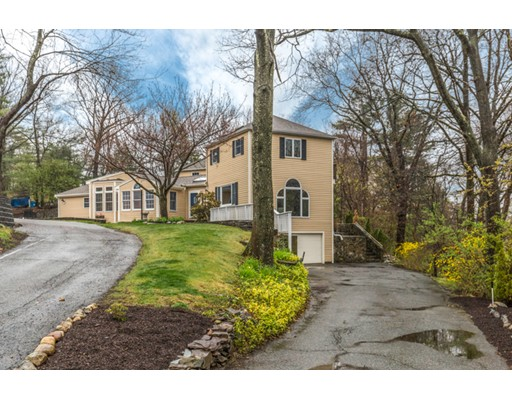 Single Family Home for Sale at 103 Brookside Road Needham, Massachusetts 02492 United States