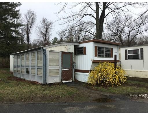 独户住宅 为 销售 在 557 Southwest Cutoff Auburn, 马萨诸塞州 01501 美国