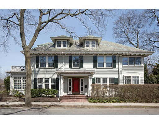 Single Family Home for Sale at 131 Dunster Road Boston, Massachusetts 02130 United States