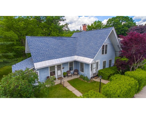 Single Family Home for Sale at 94 Main Street Shelburne, Massachusetts 01370 United States
