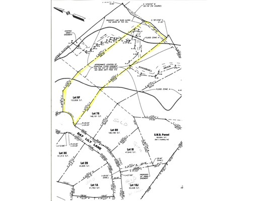 土地 为 销售 在 6 Day Lily Lane Westfield, 马萨诸塞州 01085 美国
