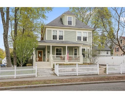 独户住宅 为 销售 在 39 High Street 安德沃, 马萨诸塞州 01810 美国
