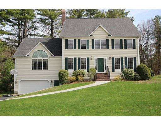 Single Family Home for Sale at 20 Flannery Lane Wrentham, Massachusetts 02093 United States
