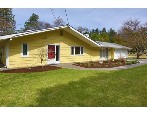 Casa Unifamiliar por un Venta en 1 Ethan Allen Drive Acton, Massachusetts 01720 Estados Unidos