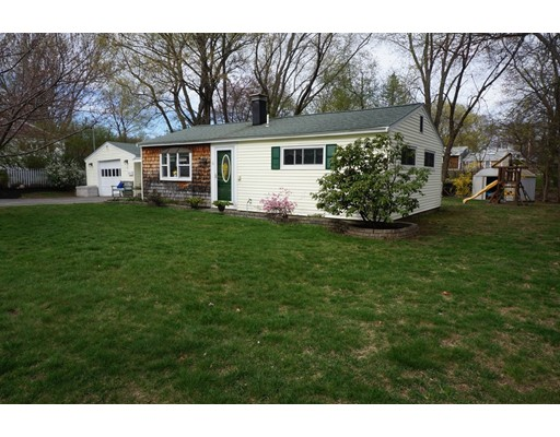 Single Family Home for Sale at 6 Rondeau Road Bellingham, Massachusetts 02019 United States