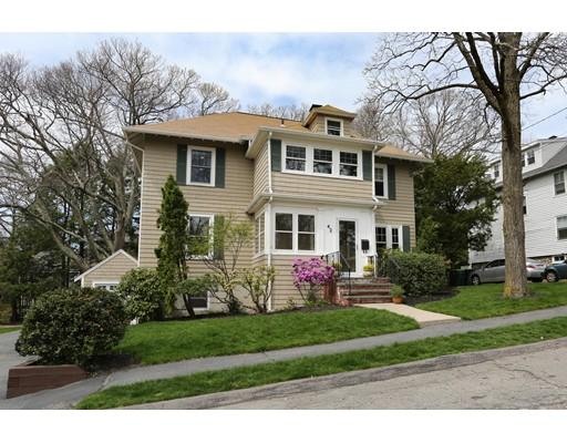 Single Family Home for Sale at 42 Ingleside Road Needham, Massachusetts 02492 United States