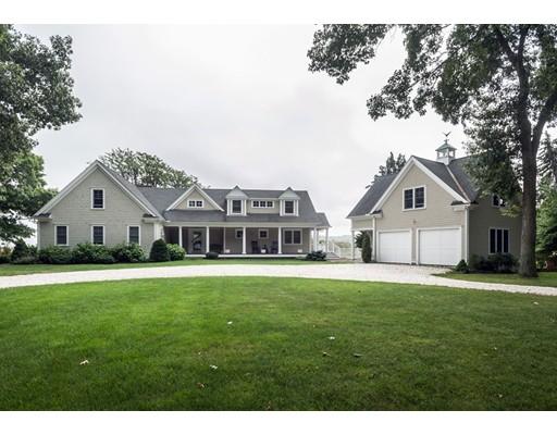 Casa Unifamiliar por un Venta en 84 Bartletts Island Way Marshfield, Massachusetts 02050 Estados Unidos