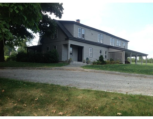 Single Family Home for Sale at 53 Woodchuck Hill Road Harvard, 01451 United States
