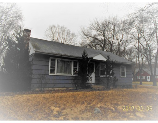 Single Family Home for Sale at 25 Clifton Drive Agawam, Massachusetts 01089 United States