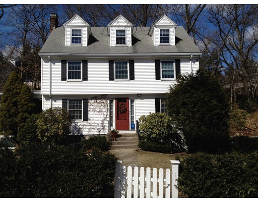 75 Westminster Rd, Newton, MA 02459