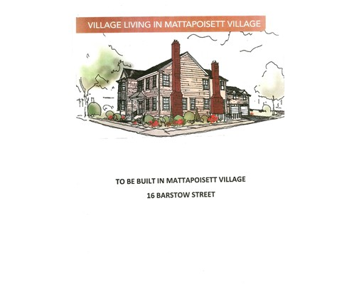 Single Family Home for Sale at 16 Barstow Mattapoisett, Massachusetts 02739 United States