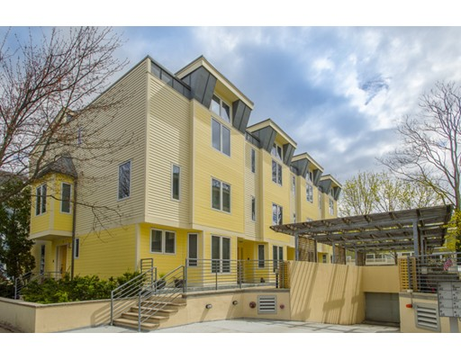 Condominium for Sale at 38 Regent Street Cambridge, Massachusetts 02140 United States