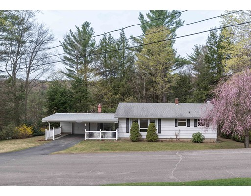 Single Family Home for Sale at 55 Cedar Terrace Russell, Massachusetts 01071 United States
