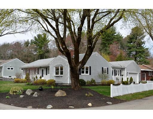 独户住宅 为 销售 在 26 Lucerne 安德沃, 马萨诸塞州 01810 美国