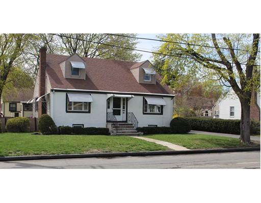 16 Maple Street, Lynnfield, MA 01940