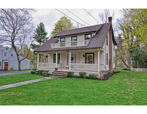 Single Family Home for Sale at 81 Curve Street Needham, Massachusetts 02492 United States