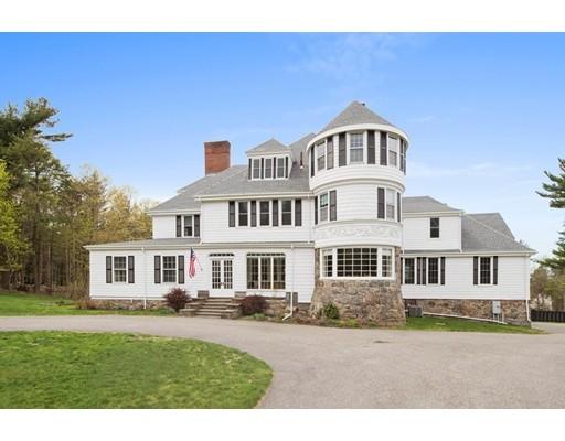 独户住宅 为 销售 在 1661 Canton Avenue 米尔顿, 马萨诸塞州 02186 美国