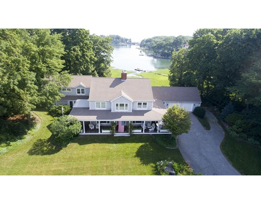 Single Family Home for Sale at 92 Beach Street Cohasset, Massachusetts 02025 United States