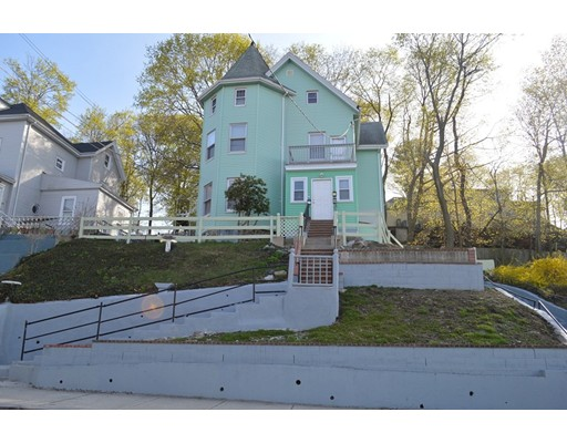 Multi-Family Home for Sale at 68 Cook Avenue Chelsea, Massachusetts 02150 United States