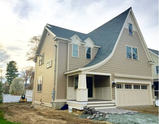 Single Family Home for Sale at 305 Warren Street Needham, Massachusetts 02492 United States