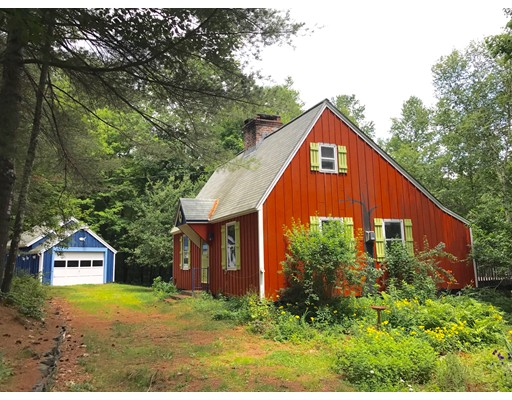 Casa Unifamiliar por un Venta en 173 Jacksonville Stage Road Heath, Massachusetts 01346 Estados Unidos