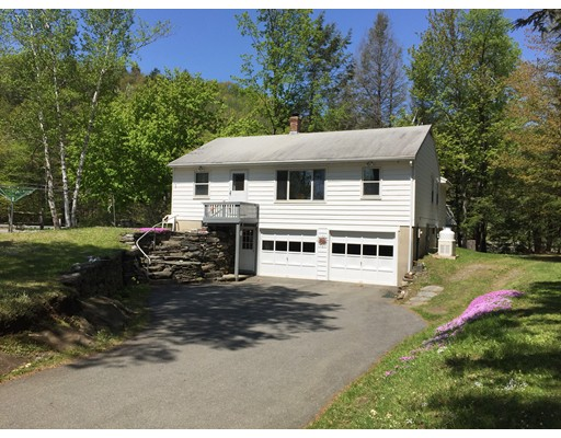 Single Family Home for Sale at 396 Buckland Road Ashfield, Massachusetts 01330 United States