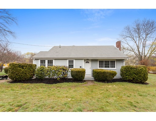 Single Family Home for Sale at 96 Country Way Scituate, Massachusetts 02066 United States