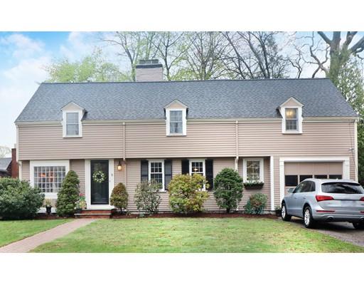 Casa Unifamiliar por un Venta en 51 Burrell Street Melrose, Massachusetts 02176 Estados Unidos