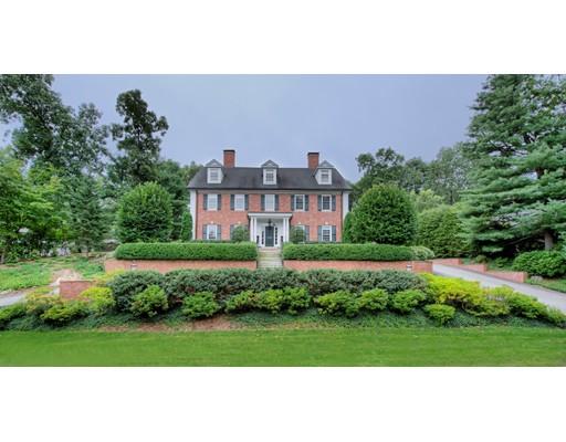 独户住宅 为 销售 在 206 Cliff 206 Cliff 韦尔茨利, 马萨诸塞州 02481 美国