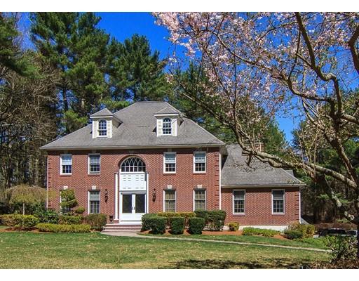 Частный односемейный дом для того Продажа на 163 York Road Mansfield, Массачусетс 02048 Соединенные Штаты