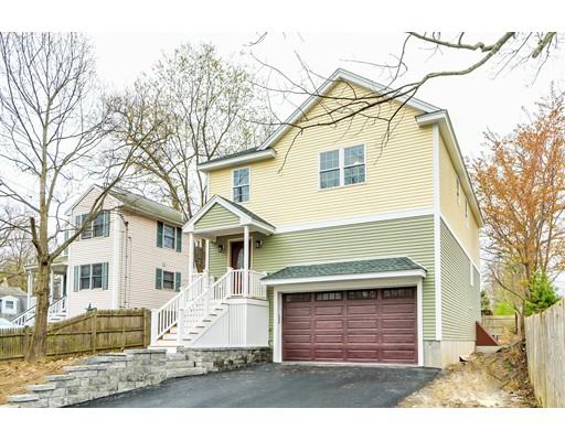 Частный односемейный дом для того Продажа на 11 Cross Road Billerica, Массачусетс 01821 Соединенные Штаты