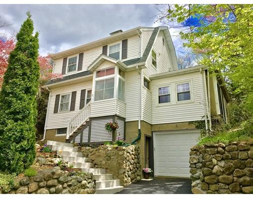 独户住宅 为 销售 在 267 Forest Street 阿灵顿, 马萨诸塞州 02474 美国