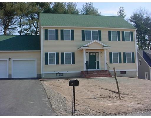 Casa Unifamiliar por un Venta en 15 Colson Way Randolph, Massachusetts 02368 Estados Unidos