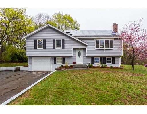 独户住宅 为 销售 在 20 Webster Road 阿什兰, 马萨诸塞州 01721 美国