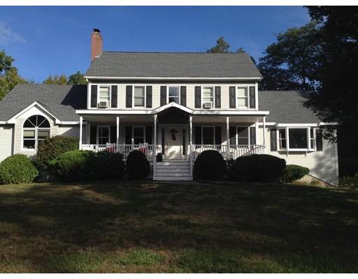 Частный односемейный дом для того Продажа на 9 Meridien Billerica, Массачусетс 01821 Соединенные Штаты