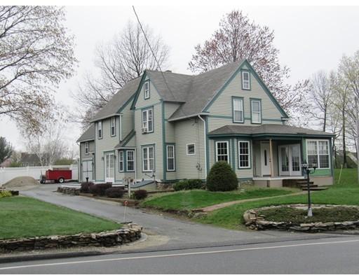 独户住宅 为 销售 在 298 Pakachoag Street Auburn, 马萨诸塞州 01501 美国
