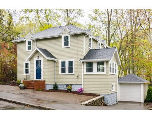 独户住宅 为 销售 在 29 Walnut Street 阿灵顿, 马萨诸塞州 02476 美国