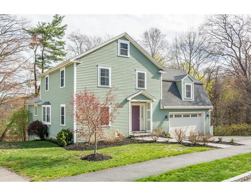Single Family Home for Sale at 11 Estate Lane Reading, Massachusetts 01867 United States